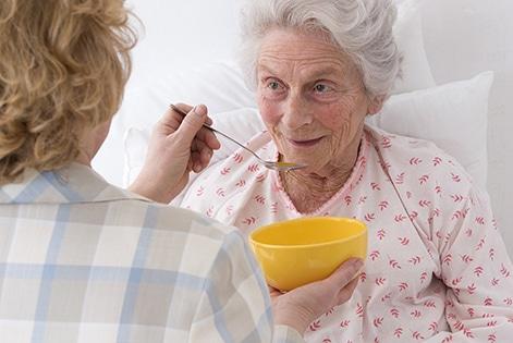 Service à la personne : Prise de médicaments