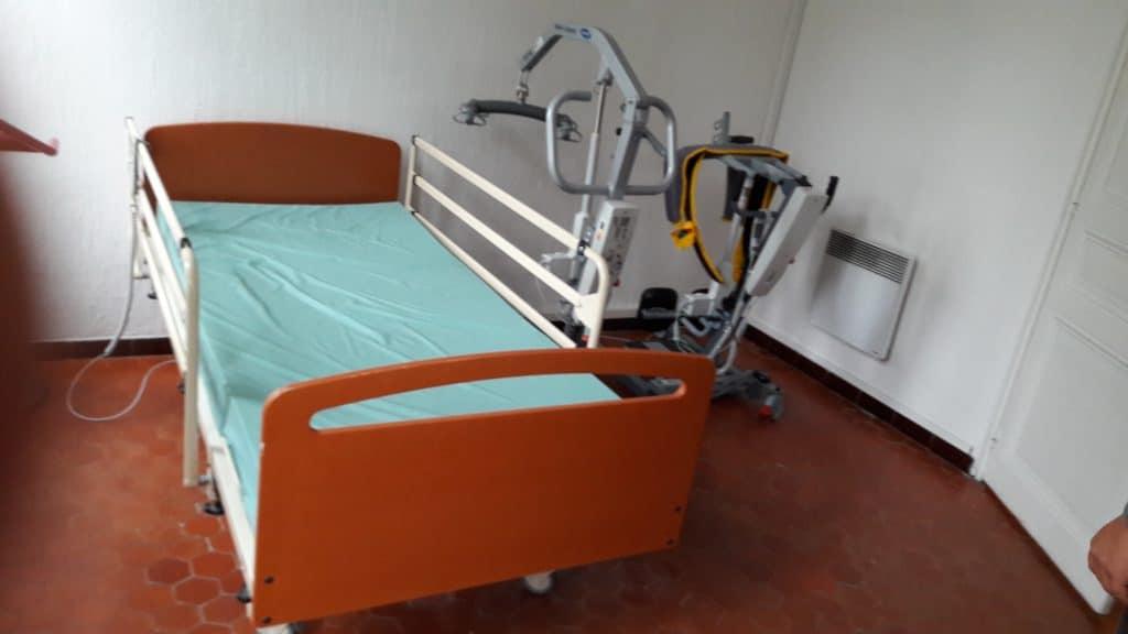 ergonomie du matériel médical