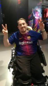 Maillot FC Barcelonne