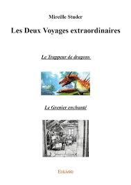 Couverture livre STUDER Mireille
