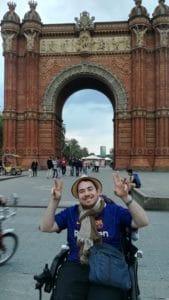 monument ville barcelonne