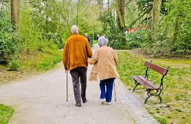 Personnes âgées et maladie d'Alzheimer
